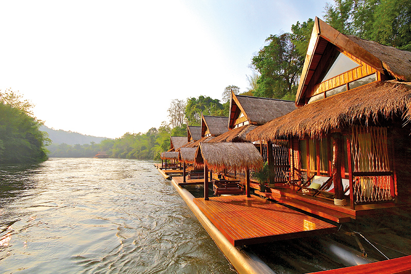 The Float House River Kwai Resort, Thailand