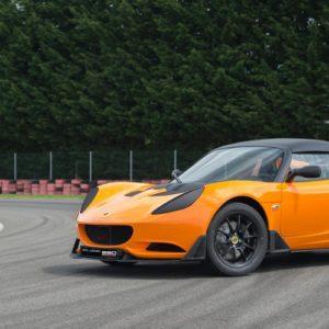 Lotus Elise Balap 250 Pecahkan Rekor Catatan Waktu