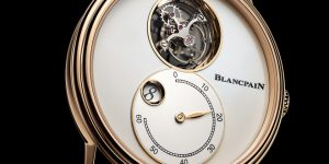 Blancpain Villeret Tourbillon Volant Heure Sautante Minute Retrograde merupakan sebuah ikon