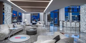 Kamar Hotel Termahal di Dunia yang Dirancang oleh Damien Hirst