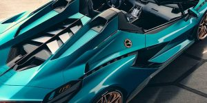Tampilan Perdana Mengesankan Lamborghini Sian