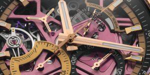 Zenith Defy 21 Terbaru Hadirkan Kronograf Edisi Ultraviolet dan Pink