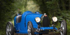 Peringati 110 Tahun Berdiri, Bugatti Rilis 'Baby II' Ekslusif dan Performa Tinggi