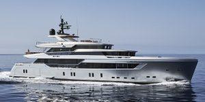 Kapal Pesiar 44Alloy Sanlorenzo Dijual Ke Asia, Melaju di La Spezia Italia