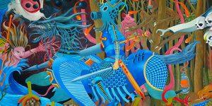 Ilusi Visual Surreal Seniman Filipina, Darel Betita Javier
