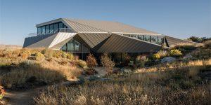 Arsitek OPA Membuat Shapshifter, Hunian Bergengsi Peraih Penghargaan Di Tengah Nevada