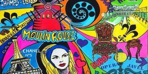 LouiseM Membuat Karya Seni Yang Sangat Personal, Mengungkap Jiwa