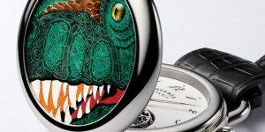 Koleksi Unik Hermès Arceau Pocket Aaaaargh! Minute Repeater