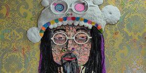 """Sam Bulaga Mendefinisi Ulang """"Pop"""" dalam Pop Art dengan Lukisan Reliefnya"""