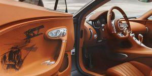 """Bugatti Terbang Dengan Chiron Sport Baru yang Dijuluki """"Les Légendes du Ciel"""""""