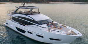 Princess Yachts Menikmati Kesuksesan Penjualan di Asia Tenggara