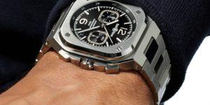 Bell & Ross BR 05 Chronograph Baru adalah Jam Tangan 1970-an yang Anda Inginkan