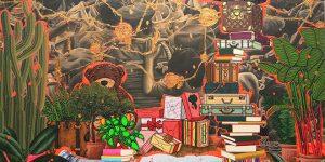 Lukisan Justian Jafin Adalah Cermin Masyarakat yang Mendorong Perubahan