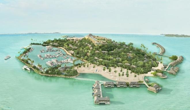 ONE°15 Marina Nirup Island