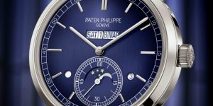 Patek Philippe Ref. 5236P: Dilengkapi Sebaris Kalender Perpetual